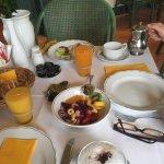 reichhaltiges & leckeres Frühstück
