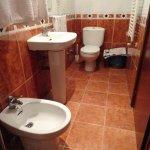 Ванная комната,всё работало