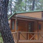 Cabaña de dos habitaciones