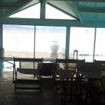 Zona húmeda hotel Xelena, El Calafate. Muy linda con piscina y demás.