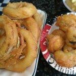 Onions Rings & Mushrooms