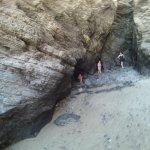 Sea Cave at Stump Beach.