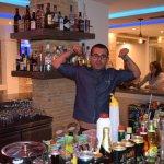 Armando,legendary and very crazy barman