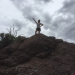 conquering the puddin' rock