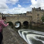 Set aside a very full day if not two so that you can immerse yourself in the city of Bath