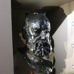 Victor Hugo by Rodin
