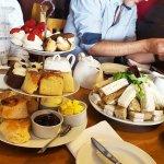Cakes, Scones, Sandwiches, Tea, Coffee!!