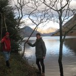 Wastwater...George with me