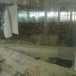 """El Yacimiento Arqueológico """"Casa del Obispo"""" desde fuera"""