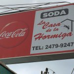 Soda = local restaurant
