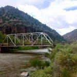A beautifully engineered bridge