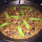 Meat and Vegetables paella