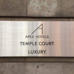 Apex Temple Court Hotel Foto