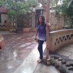 Inside Chowki Dhani