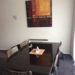 Dinning room  executive apt