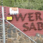 Entrance to Lower Sabie