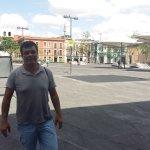 Plaza de las Tres Culturas Foto
