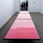 la table du peintre: la Flâneuse