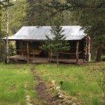 Poco Tiempo cabin