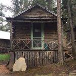 One of oldest original cabins