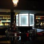 La barra de Suspiria Resplendoris. nuevo bar del equipo de Verne Club.