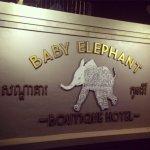Foto de Baby Elephant Boutique Hotel