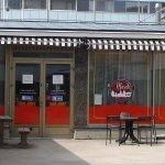 Masala restaurant entrance