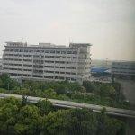 Ramada Plaza Shanghai Pudong Airport Foto