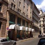K+K Opera Hotel, Budapest exterior