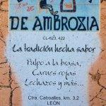 La Tahona de Ambrosia