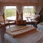 Simba family tent