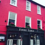 FINNS' TABLE  KINSALE