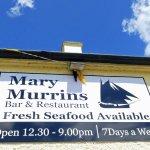 Mary Murrin's Sign.