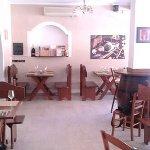 Sala interna...Civico 12 Vino&Cucina...Palinuro