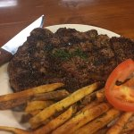 Shooters Grill had moved across the street from the old location 130 E.3rd st Unit C