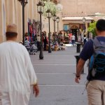 Walking through the Casbah with Saeed