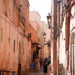 Alleyways, the Casbah