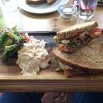 BLT at 'The Old Ram'