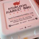Heirloom Market BBQ, Atlanta