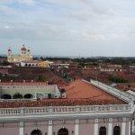 una de las vistas desde el campanario