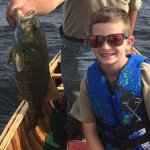 "18"" smallmouth bass"
