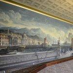 Rex Whistler painting