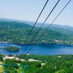 View from above - Gondola