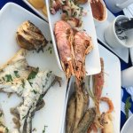 Photo of psarolimano fish tavern