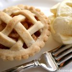 Mini Pies & Ice Cream
