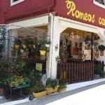 Romeos Cafe Taverna and garden