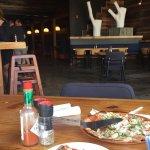 Backyard Pizza and Raw
