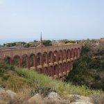 Aqueduct of El Aguila Foto