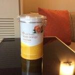 Adagio Blood Orange Iced Tea