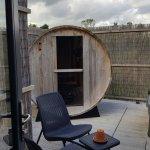Foto de Weybread Lakes Log Cabin Holidays